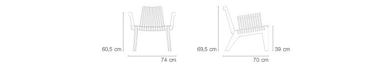 Sessel - Soft Armchair